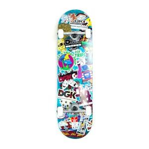 "DGK Stix 8.25"" Complete Skateboard"