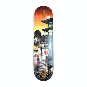 """DGK Zen 8.0"""" Skateboard Deck - Ortiz"""