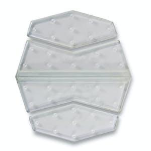 Dakine Spike Modular Mat - Clear