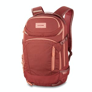 Dakine Heli Pro 20L Women's Backpack - Dark Rose