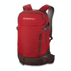 Dakine Heli Pro 24L Backpack - Deep Red