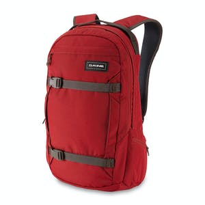 Dakine Mission 25L Backpack - Deep Red