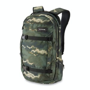 Dakine Mission 25L Backpack - Olive Ashcroft Camo