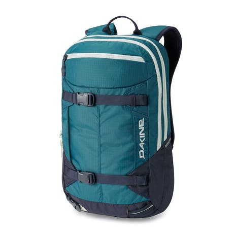 Dakine Mission Pro 18L Women's Backpack - Deep Teal