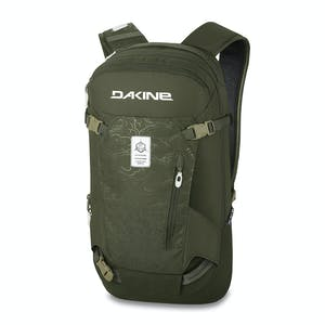 Dakine Team Heli Pack 12L Backpack - Kazu Kokubo
