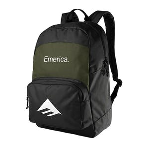 Emerica Backpack - Black/Green