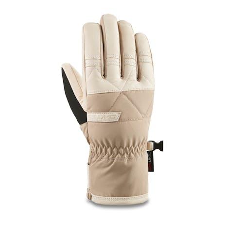 Dakine Fleetwood Women's Snowboard Gloves - Stone / Turtledove