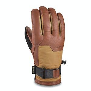 Dakine Maverick GORE-TEX Snowboard Gloves - Red Earth/Caramel