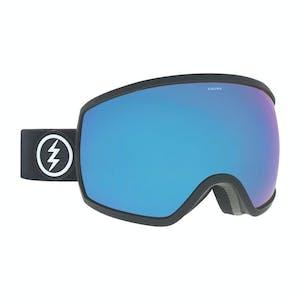 Electric EGG Snowboard Goggle 2021 - Matte Black / Photochromic Blue