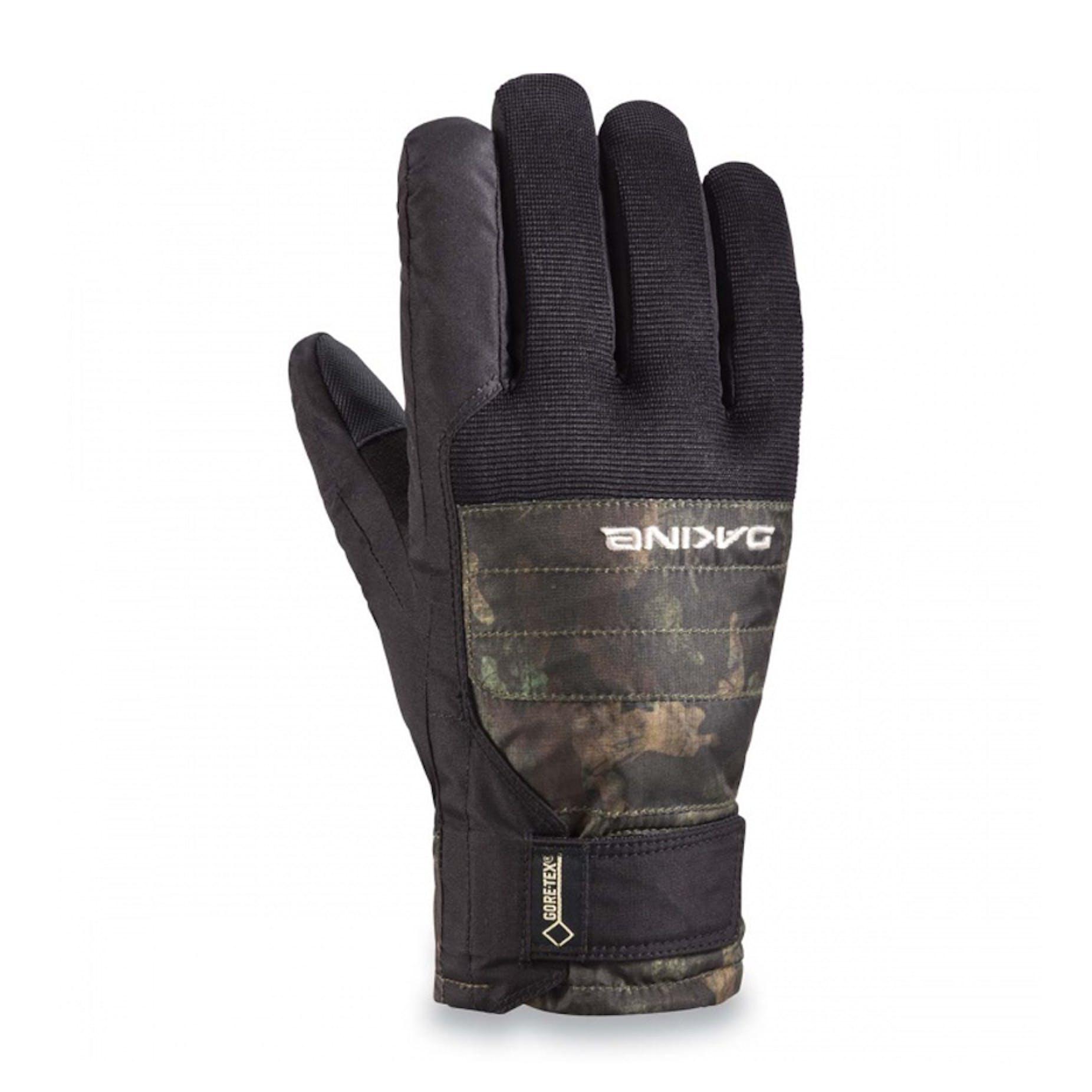 gorące produkty wykwintny styl kupować Dakine Impreza GORE-TEX Gloves - Peat Camo/Black