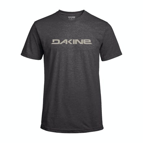 Dakine Da Rail Tech T-Shirt - Heather Black