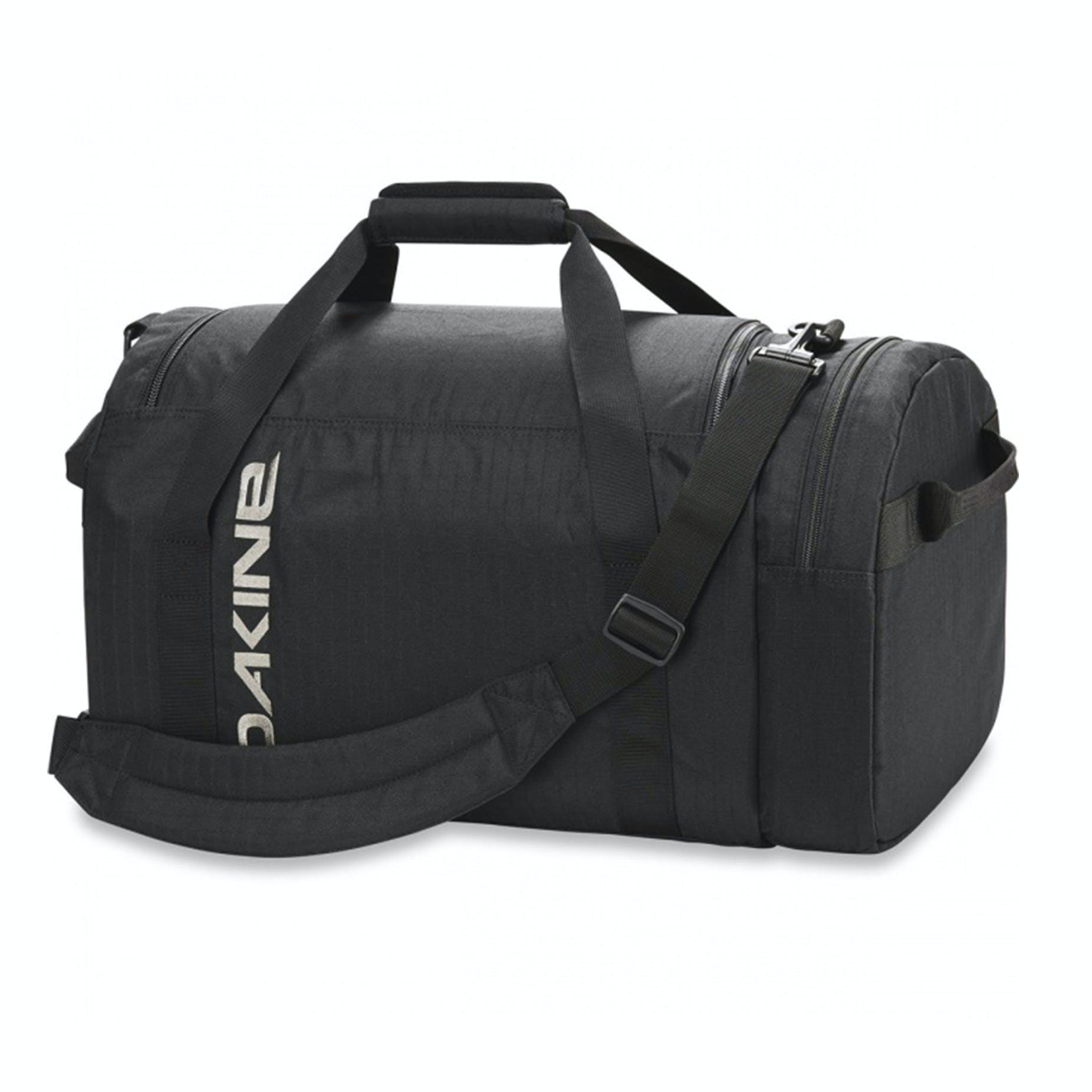 7ef527040309 Dakine EQ Duffel 50L Bag - Black | BOARDWORLD Store