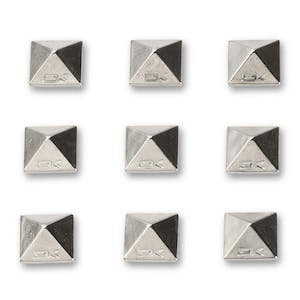 Dakine Pyramid Studs Stomp Pad - Chrome