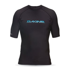 Dakine Heavy Duty Short-Sleeve Rashguard - Black