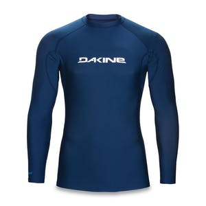 Dakine Heavy Duty Long-Sleeve Rashguard  - Midnight