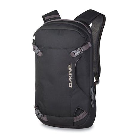 Dakine Heli Pack 12L - Black
