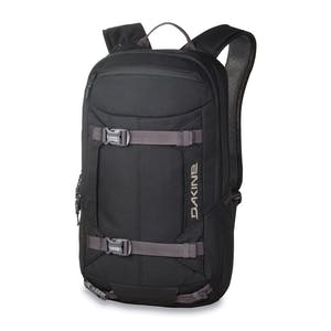 Dakine Mission Pro 18L Backpack - Black