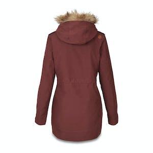 Dakine Brentwood Women's Snowboard Jacket 2020 - Rust Brown