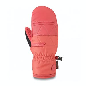 Dakine Fleetwood Women's Snowboard Mitts - B4BC Spiced Coral