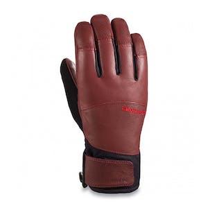 Dakine Highlander GORE-TEX Women's Snowboard Gloves - Rosewood