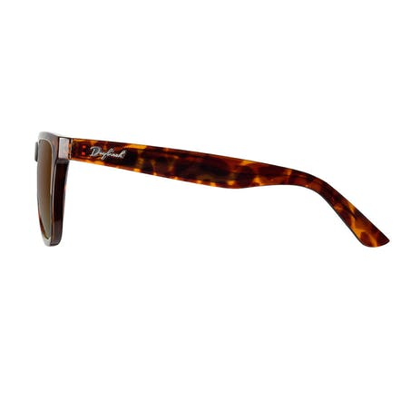Daybreak Polarised Sunglasses - Electric Tortoise/Amber