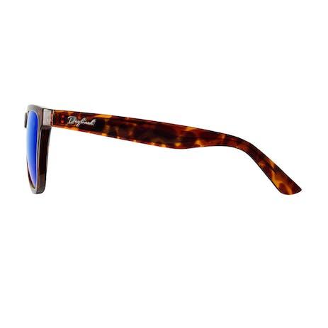 Daybreak Polarised Sunglasses - Electric Tortoise/Blue