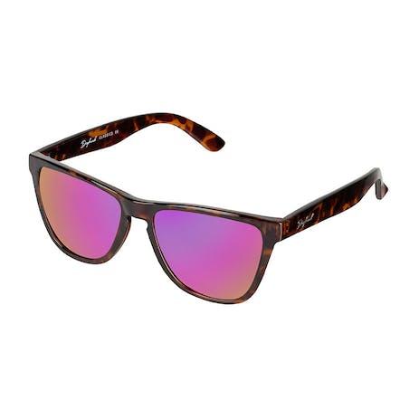 Daybreak Polarised Sunglasses - Electric Tortoise/Pink