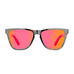 Daybreak Polarised Sunglasses - Electric Tortoise/Sunset