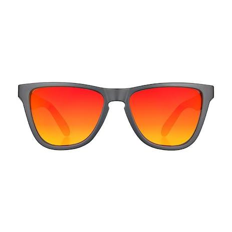 Daybreak Polarised Sunglasses - Jet Black/Sunset