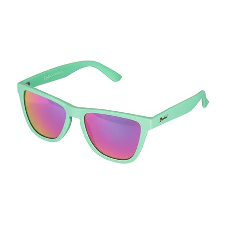Daybreak Polarised Sunglasses - Mint/Pink