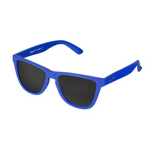 Daybreak Polarised Sunglasses - Royal Blue/Black