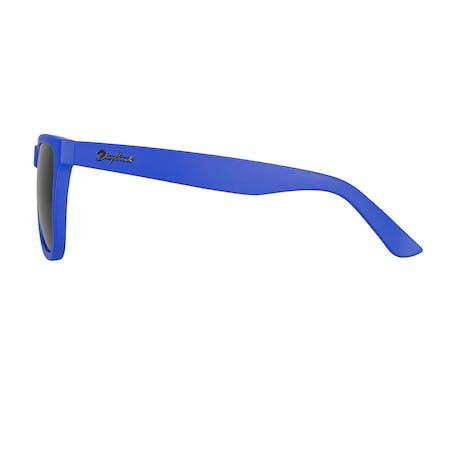 Daybreak Polarised Sunglasses - Royal Blue/Black
