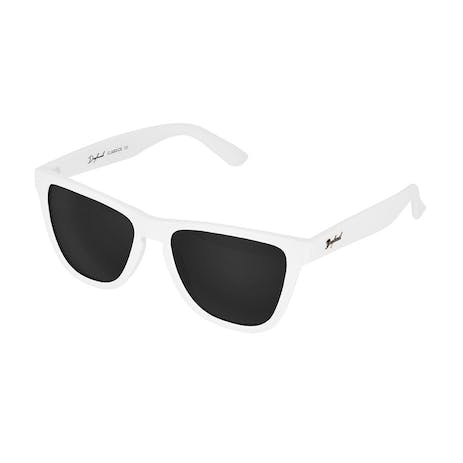 Daybreak Polarised Sunglasses - Snow White/Black