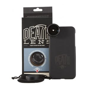 Death Lens Fisheye for iPhone X