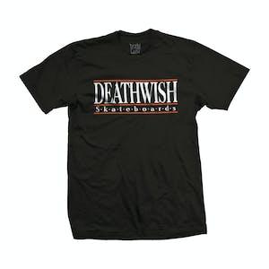 Deathwish University T-Shirt — Black