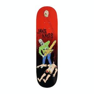 """Deathwish Blasphemy 8.25"""" Skateboard Deck - Hayes"""