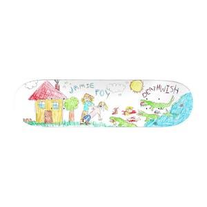 """Deathwish Foy Kindergarten 8.5"""" Skateboard Deck"""