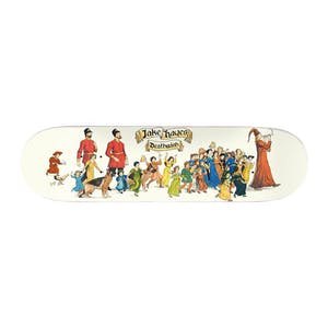 "Deathwish Hayes Fried Piper 8.0"" Skateboard Deck"
