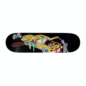 "Deathwish Pedro Discovery 8.0"" Skateboard Deck"