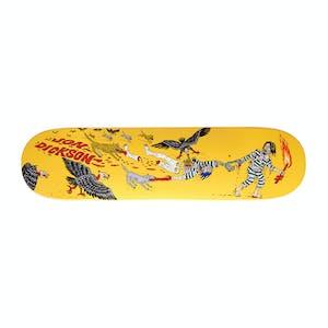 "Deathwish Dickson Convicts 8.125"" Skateboard Deck"