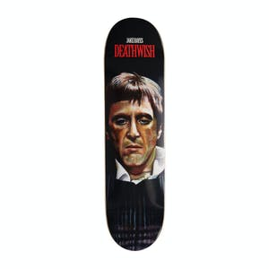 """Deathwish The World Is Yours 8.0"""" Skateboard Deck - Hayes"""