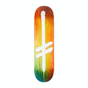 "Deathwish Original G 8.25"" Skateboard Deck - Tropical"