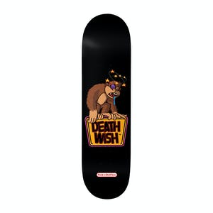 """Deathwish Pedro Knocked Out 8.125"""" Skateboard Deck"""