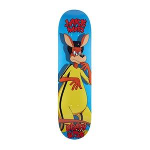 """Deathwish Hayes Kanga Woo 8.0"""" Skateboard Deck"""