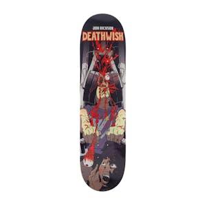 """Deathwish Dickson Premonition 8.0"""" Skateboard Deck"""