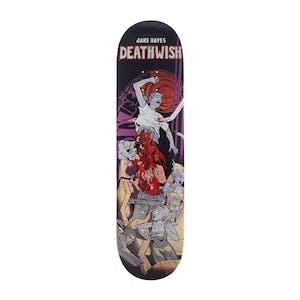 """Deathwish Hayes Premonition 8.125"""" Skateboard Deck"""