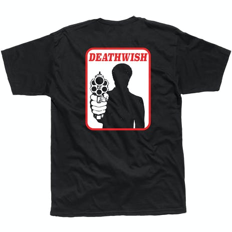 Deathwish Bronson T-Shirt - Black