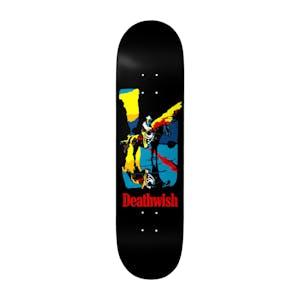 """Deathwish Death Valley 8.25"""" Skateboard Deck"""