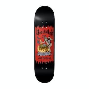 """Deathwish Dickson Death Wichz 8.38"""" Skateboard Deck"""