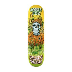 "Deathwish Foy Buried Alive 8.125"" Skateboard Deck"